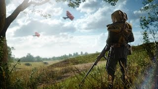 BATTLEFIELD 1 LIVE GAMEPLAY PS4 NEW SPRING UPDATE