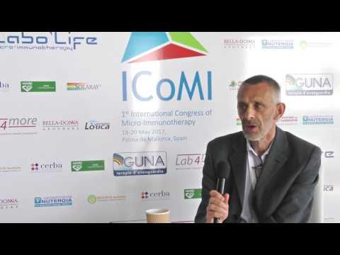 ICoMI TV 2017 - Pr. Kingston Mills
