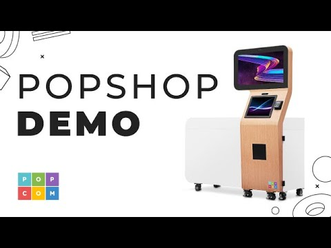 PopShop Digital Pop-up Shop Demo