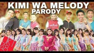 [LUCU!!!] PARODY JKT48 DIRIMU MELODY (KIMI WA MELODY) - #ParodykimiwamelodyJKT48TeamAdventure