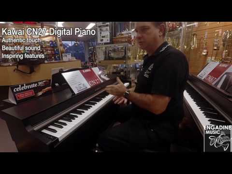 Kawai CN27 Digital Piano Review   Engadine Music