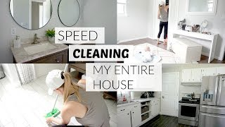 ENTIRE HOUSE CLEANING ROUTINE