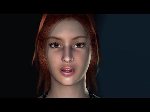 iClone 5 Tutorial - 2D Photo to 3D Head | Doovi