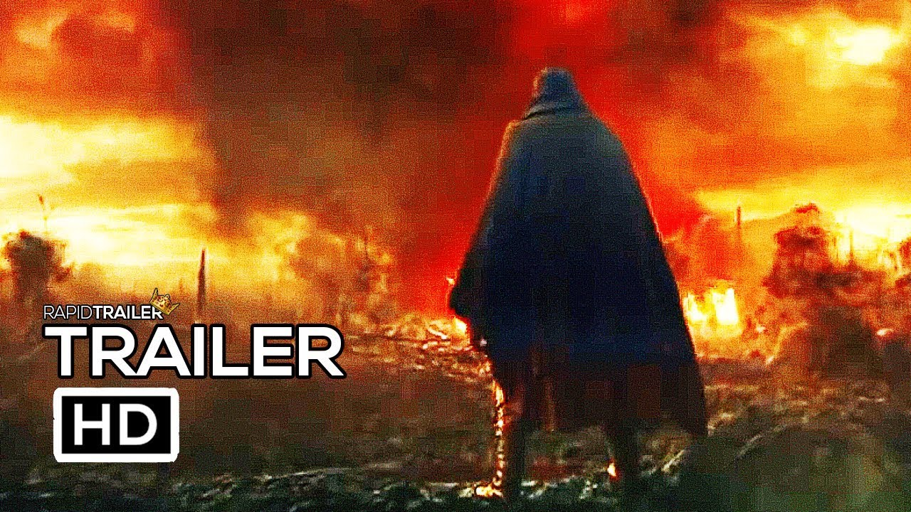 TOLKIEN Official Trailer (2019) Nicholas Hoult, Lord Of ...