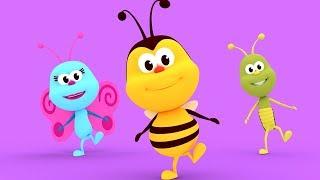 Füße Füße Lied | Musik Für Babys | Lied Für Kinder von Kids Channel