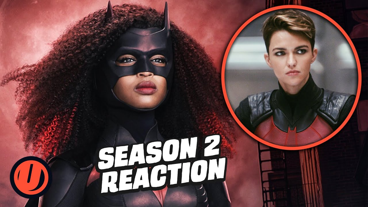 Download BATWOMAN Season 2 Episode 1 Reaction & Theories on What's to Come!