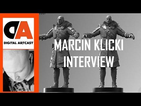 Digital Artcast #14 - Marcin Klicki Interview