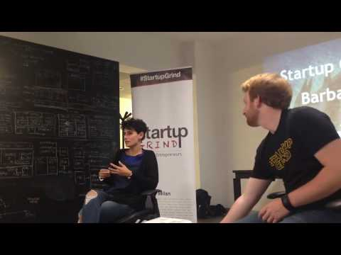Barbara Labate (Risparmio Super) at Startup Grind Milan