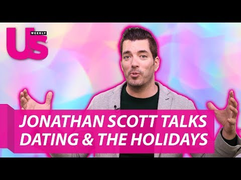 Jonathan Scott Talks Dating & The Holidays