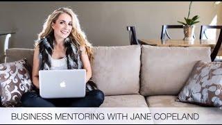 Praise for Jane Copeland Thumbnail
