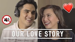 Joyce and Juancho Shares Both Sides of Their Love Story | Juanchoyce