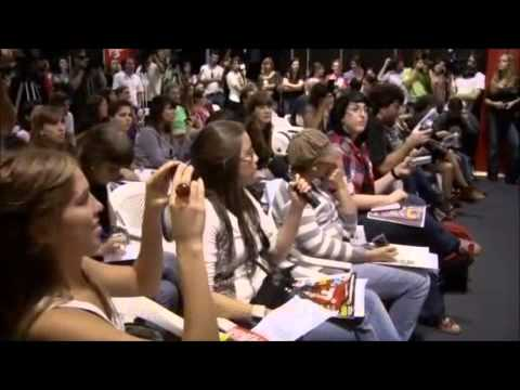 Jonas Brothers World Tour 2009-Behind The Scenes