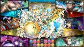 【Puzzle & Dragons】JULY Challenge Lv7 - 7x6 Board【Meri】