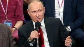 Встреча Владимира Путина с общественностью Калининградской области. Полное видео