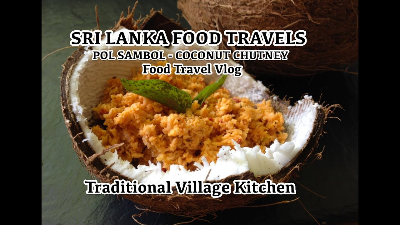 sri lankan cooking pol sambol food travel blog sri lanka sri lankan cooking pol sambol food travel blog sri lanka vlog coconut chutney forumfinder Choice Image