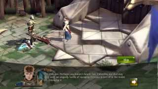 Free to Play Ios Android Role Playing Game Dungeon Hunter 4 Gameplay HD