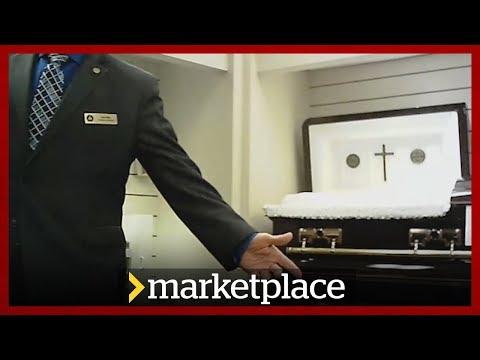 Funeral home sales tactics: Hidden camera investigation (Marketplace)