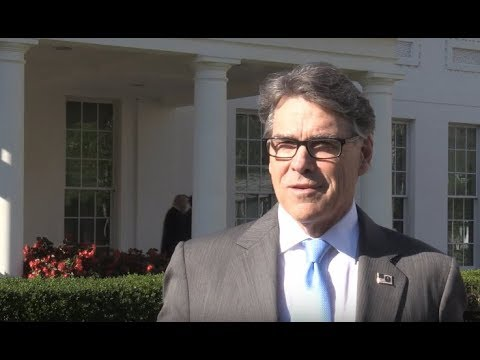 Meet the Cabinet: Secretary Rick Perry