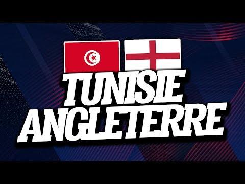 🔴 DIRECT / LIVE : TUNISIE - ANGLETERRE // Club House