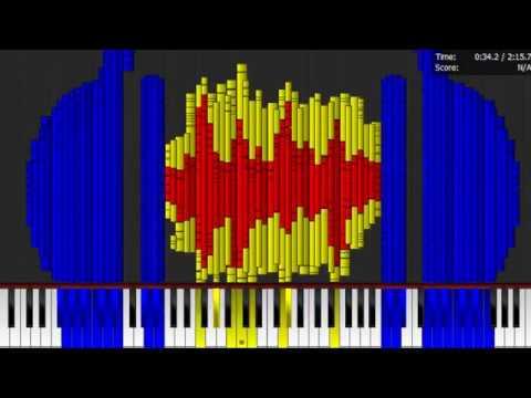 Dark MIDI - Nocturnal NOKIA 1208 Ringtone