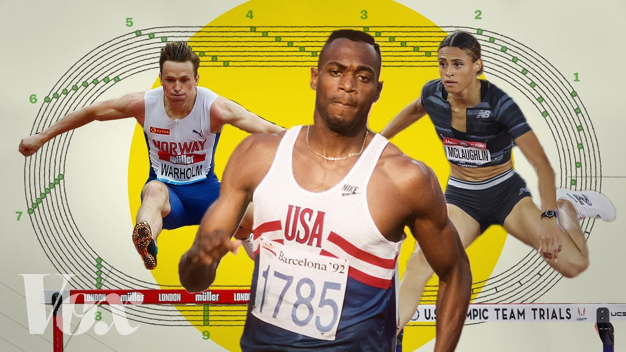 Why the 400m hurdles is one of the hardest Olympic races