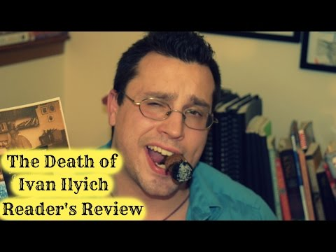 Review - The Death of Ivan Ilyich (Leo Tolstoy) - Stripped Cover Lit Reader