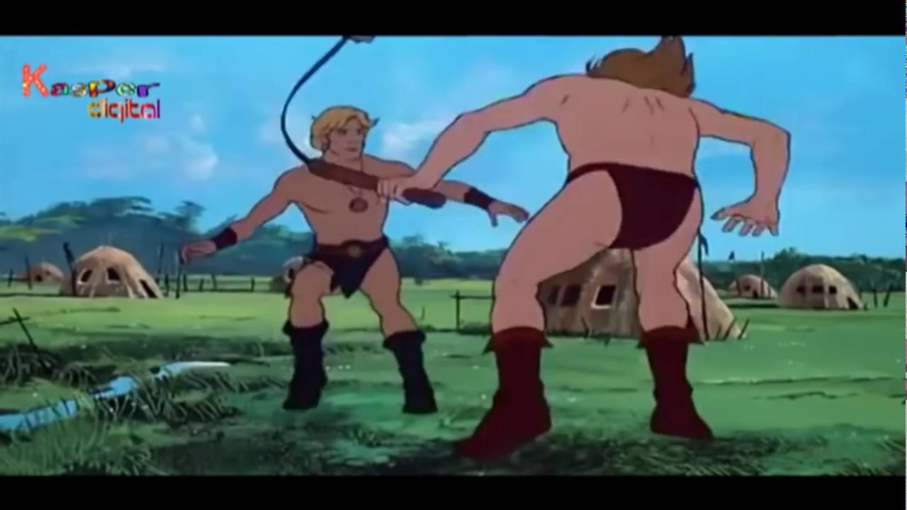 Fire & Ice Cartoon Full Movie - English