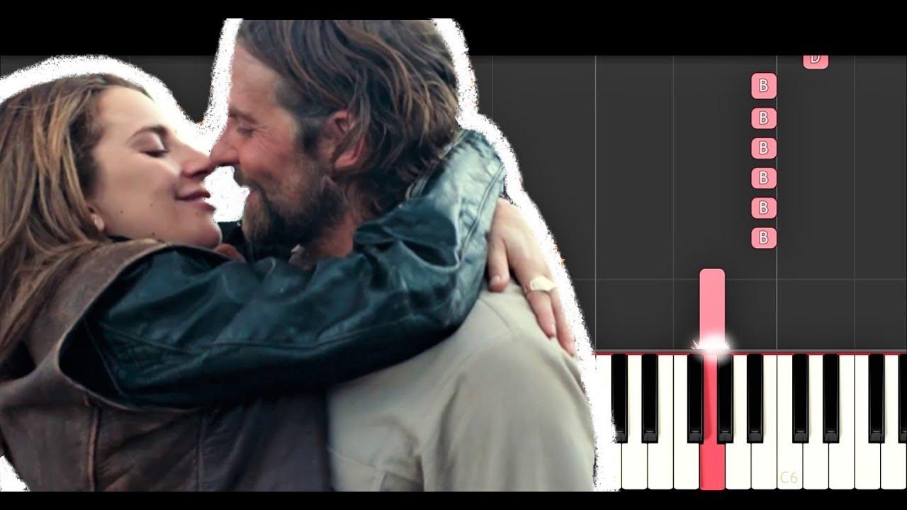 Lady Gaga I Ll Never Love Again Extended Version: Lady Gaga & Bradley Cooper (Piano