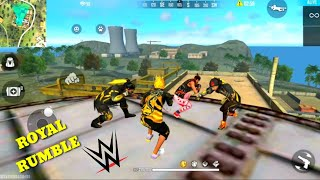 Free Fire Factory Fist Fight Booyah #50 - FF fire- Overpower Gameplay Like Hacker - Garena free fire