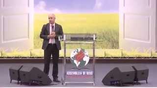 Pr Claudio Duarte culto da familia na ADVC o que deus requer de nós