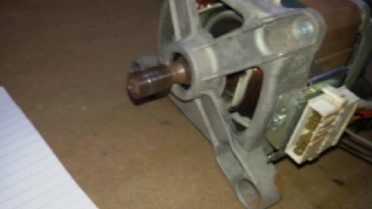 Schema Elettrico Motore Lavatrice : Collegamenti motore di lavatrice a v youtube