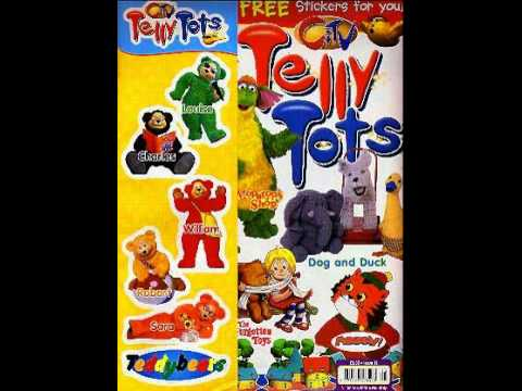 Citv Telly Tots Magazine 2000 Youtube