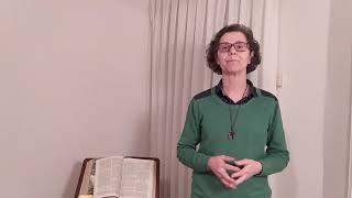 Video 32 - Bibliathon Introducción a 3ª parte [lengua de signos] (Edurne)