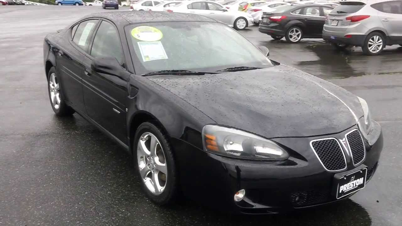 Used Car For Sale Maryland Pontiac Grand Prix Gxp V8 Rare