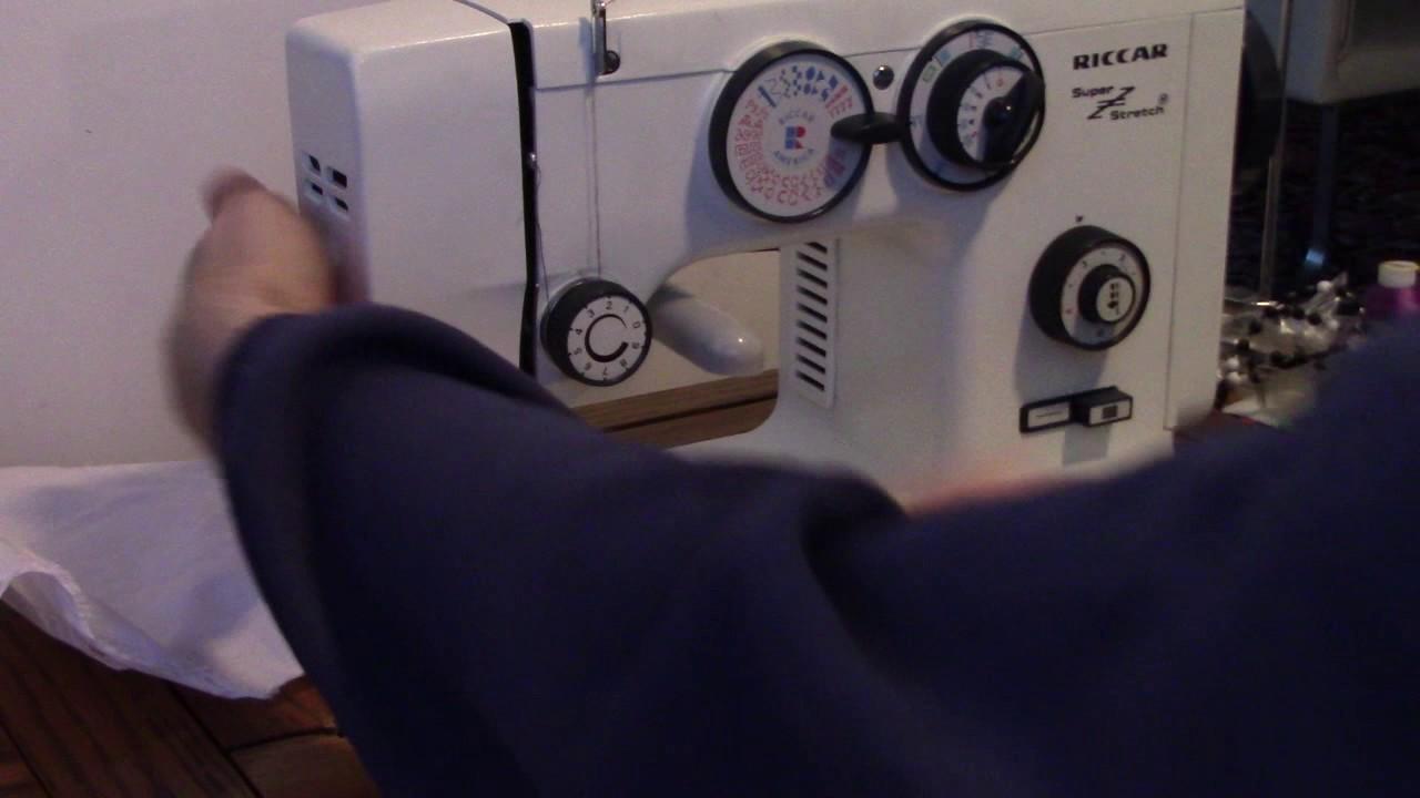 stretch stitch sewing machine