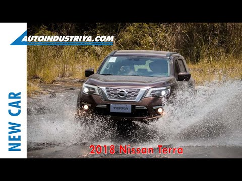 New Car: 2018 Nissan Terra SUV launched in the Philippines