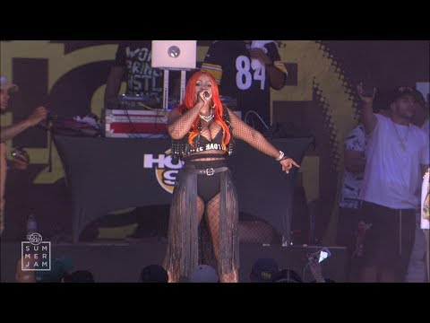 Summer Jam 17: DJ Khaled's Iconic Moment + Remy Ma Steals The Show!