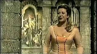 Helga Dernesch  - Da Capo - Interview with August Everding 1995