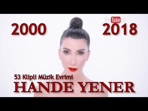 🎧 Hande Yener Müzik Evrimi #2 | 2000 - 2018 Youtubeist