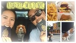 Roadtrip: Montreal to New York | Shake Shack Review | Woodbury, Ulta, Target