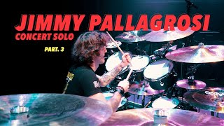 JIMMY PALLAGROSI [DRUM SOLO] - Part. 3/5 (4K)