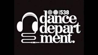 Feeling you - Omar (Henrik Schwarz) 538 Dance Department!