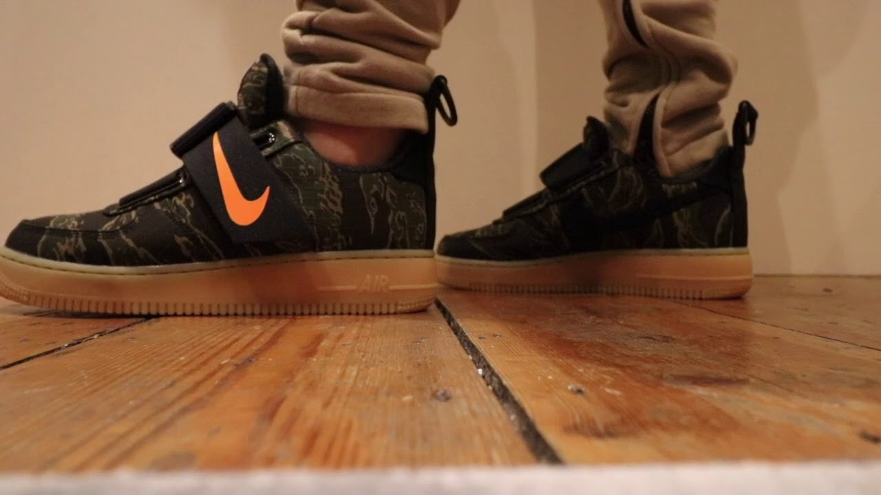 Nike Air Force 1 Utility Low Carhartt WIP