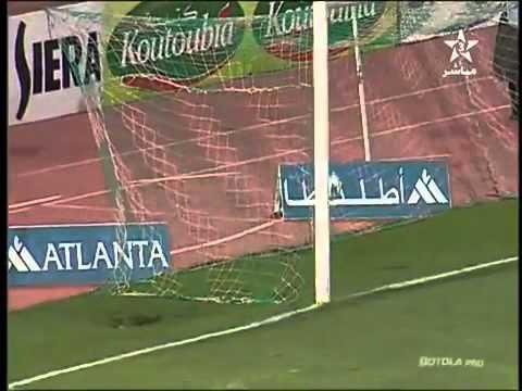 Raja Casablanca Moghreb Athletic Tetouan Highlights Video 24 4 2012 (0 - 2)