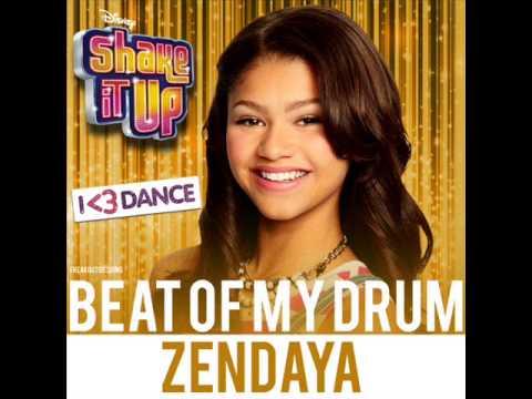 Zendaya - Beat of My Drum (Audio)