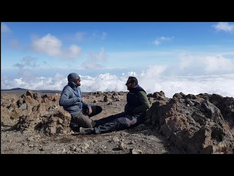 Kilimanjaro Vlog Sam - Machame Route - December 2017