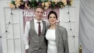 Ментюковы Наталия и Никита 15 06 18, шатер Зефир Чебоксары парк 500-летия