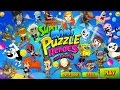 """Nickelodeon Super Mini Puzzle Heroes - """"Puzzle Fighting"""" Gameplay"""