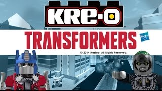 ROBLOX KRE-O Transformers Game gameplay