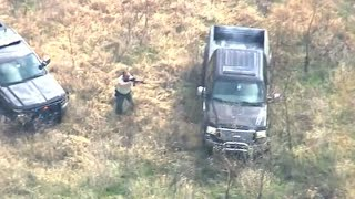 Extended Okla. Police Chase Finally Nets Arrest